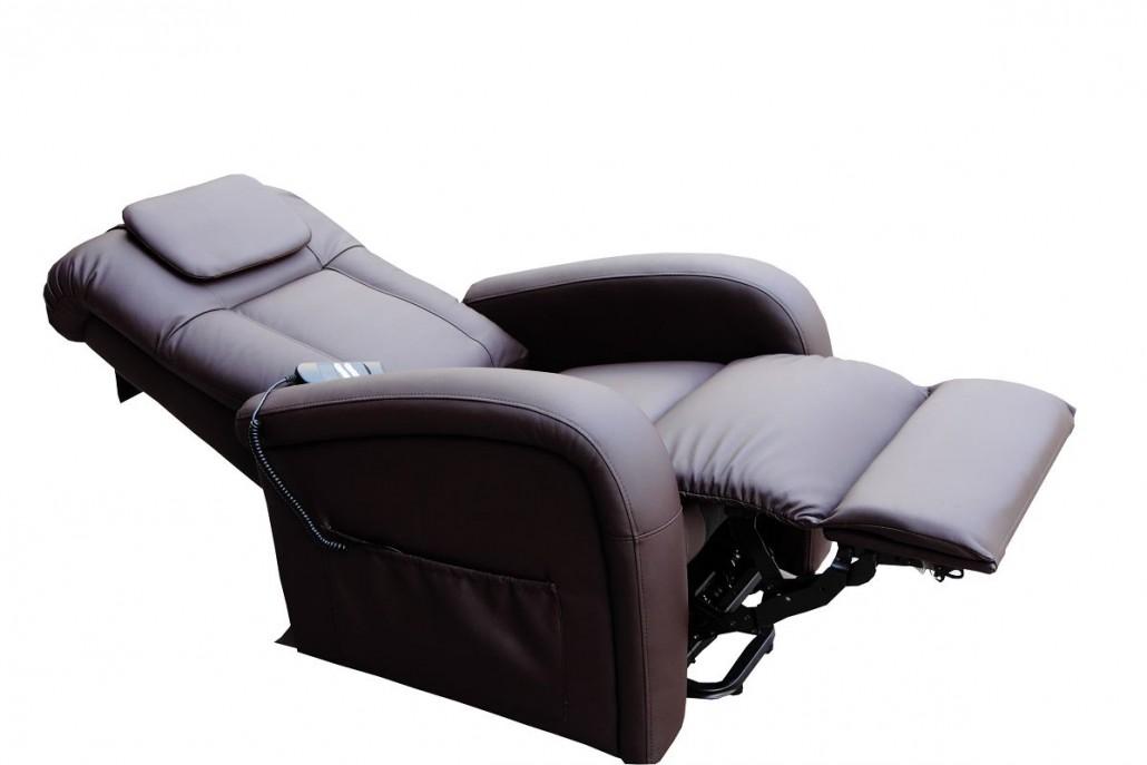 fauteuil releveur et coquille